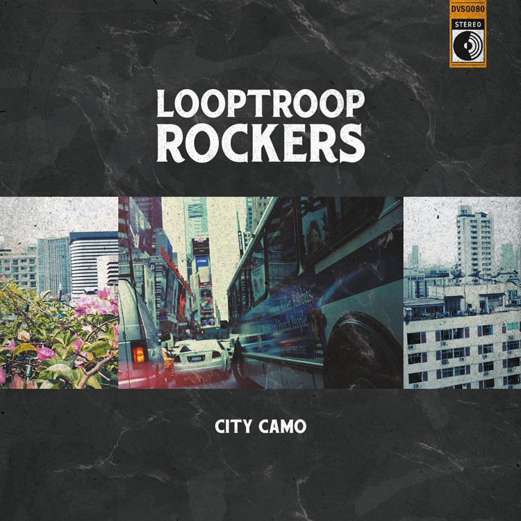 Looptroop Rockers - City Camo