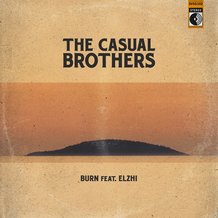The Casual Brothers - Burn feat. Elzhi
