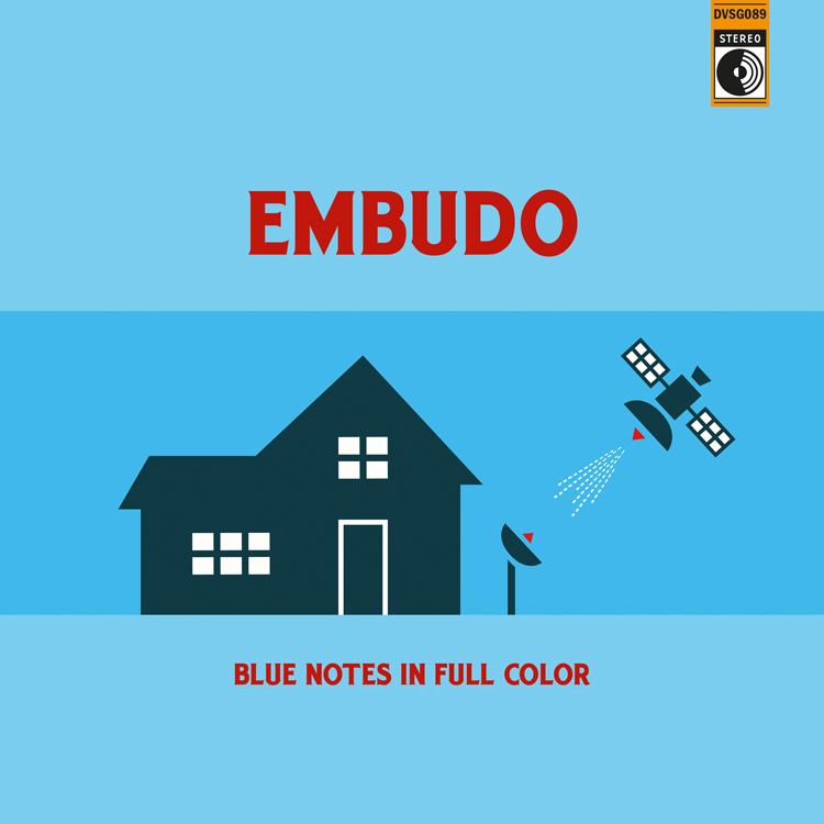 Embudo - Blue Notes in Full Color